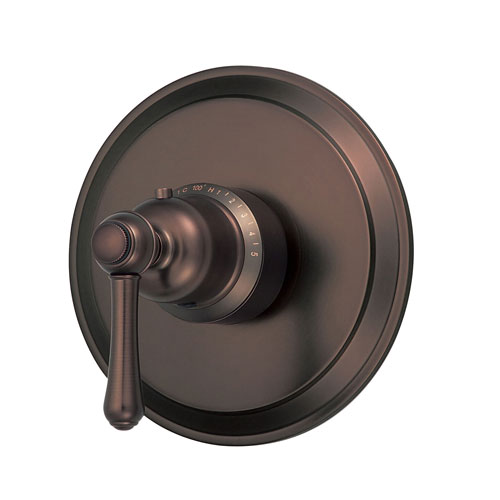 Danze Opulence Oil Rubbed Bronze 1 Handle High-Volume Thermostatic Shower Control INCLUDES Rough-in Valve