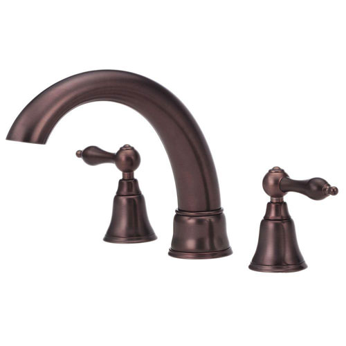 Danze Fairmont Roman Tub Trim Only in Oil Rubbed Bronze (Valve Not Included) 288161