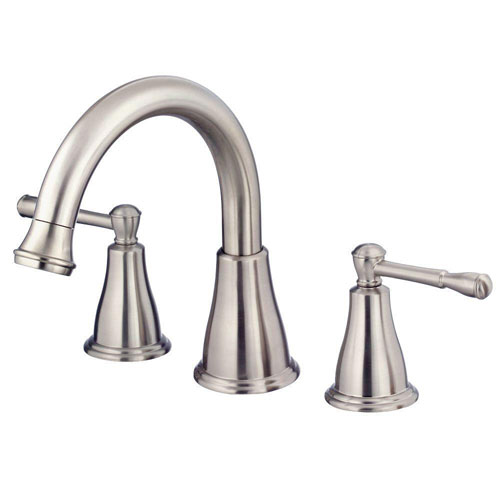 Danze Eastham 2-Handle Roman Tub Faucet in Brushed Nickel Trim Only 551368