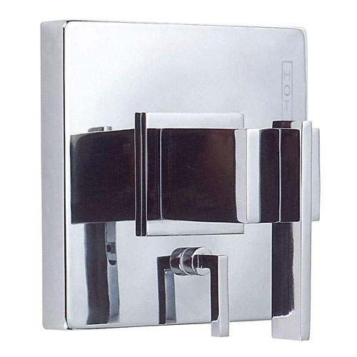 Danze Sirius Single Handle Tub and Shower Faucet Trim Only with Diverter in Chrome 553735
