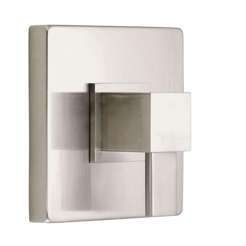Danze Reef Single Handle Valve Trim Only in Brushed Nickel (Valve Not Included) 554876
