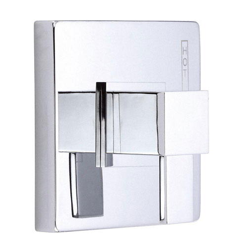Danze Reef Single Handle Valve Trim Only in Chrome (Valve Not Included) 558444