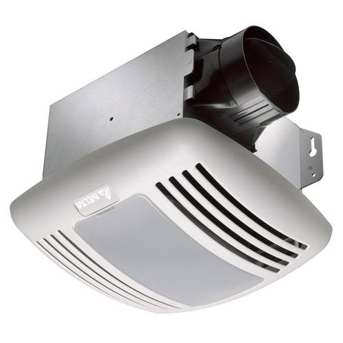Delta Breez Greenbuilder 100 Cfm Bathroom Ventilation Exhaust Fan With Light Ebay