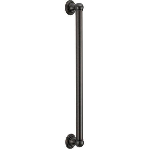 Delta ADA 24 inch Wall Grab Bar in Venetian Bronze 561081