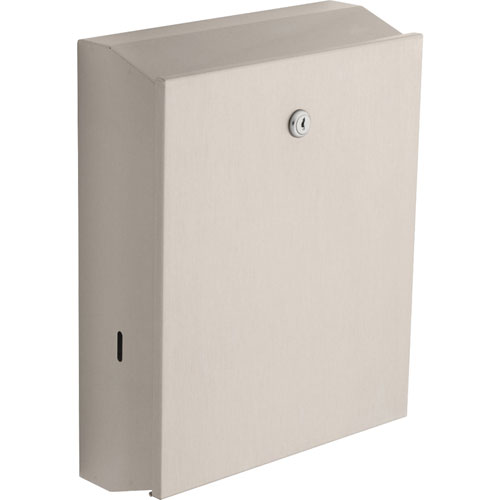 Delta Multi-Fold/C-Fold Paper Towel Dispenser in Stainless Steel 572968