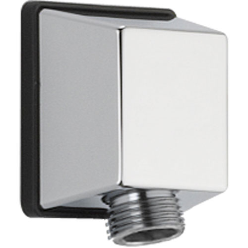 Delta Handheld Shower Wall Supply Elbow in Chrome 614835