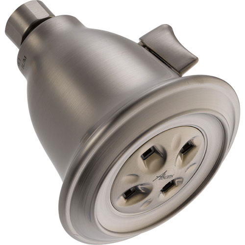Delta Adjustable GPM Water-Efficient Stainless Steel Finish Showerhead 561140