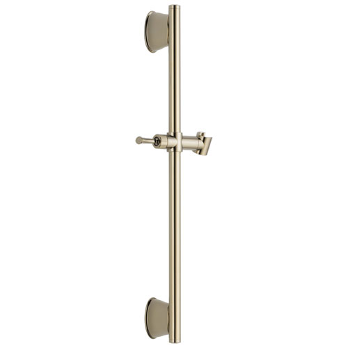 Delta Universal Showering Components Collection Polished Nickel Finish 24