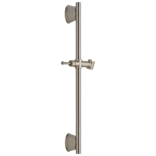 Delta Universal Showering Components Collection Stainless Steel Finish 24