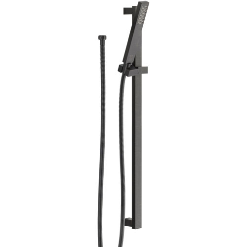 Delta Vero Modern Venetian Bronze Handheld Shower with Square Slide Bar 565531