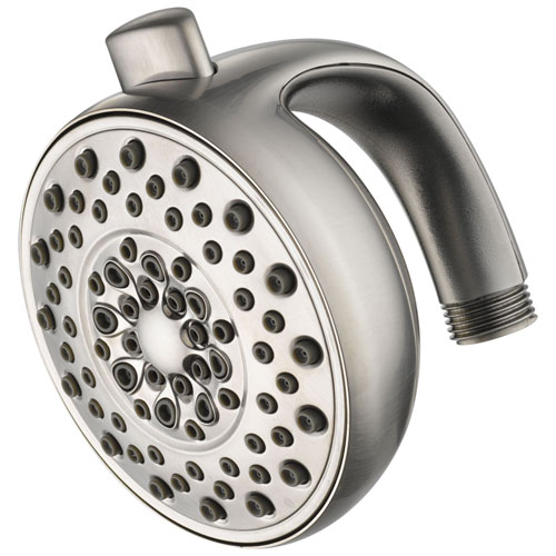 Delta Universal Showering Components Collection Stainless Steel Finish Palm Hand Shower Spray only D59488SSPK