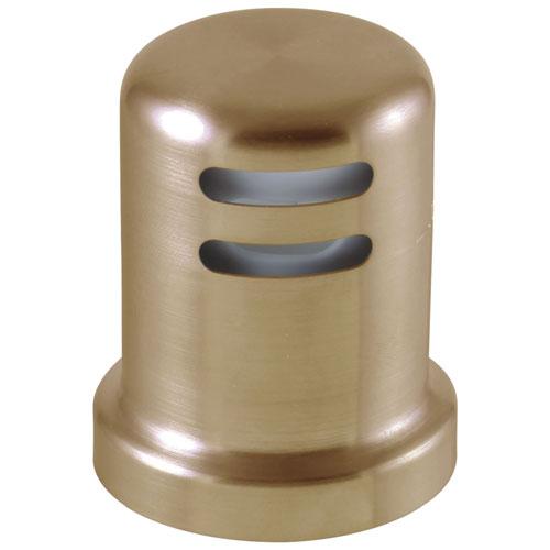 Delta Champagne Bronze Finish Kitchen Sink Accessory Dishwasher Air Gap D72020CZ