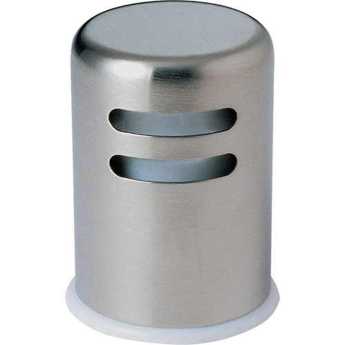 Delta Classic Kitchen Dishwasher Air Gap in Stainless Steel Finish 536689