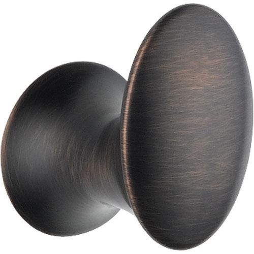 Delta Lahara Venetian Bronze Single Towel or Robe Hook 338429