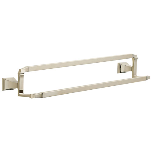 Delta Dryden Collection Polished Nickel Finish Wall Mounted 24