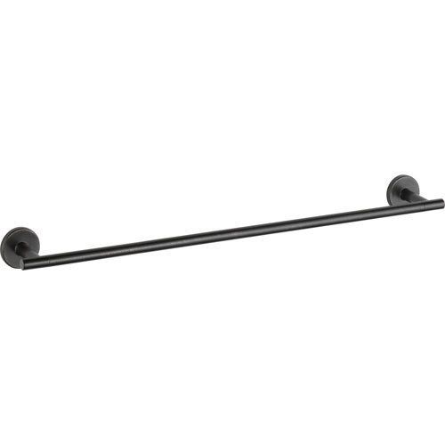 Delta Trinsic Modern 24 inch Venetian Bronze Single Towel Bar 590177