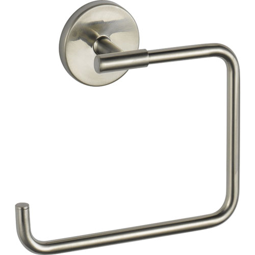 Delta Trinsic Modern Stainless Steel Finish Hand Towel Ring 590187