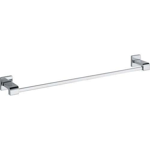 Delta Arzo 30 inch Modern Chrome Single Towel Bar 638719