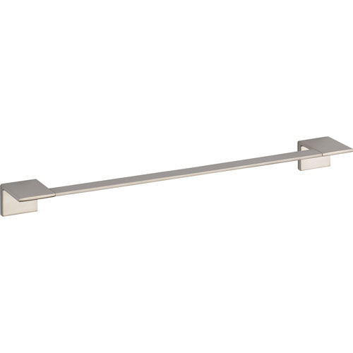 Delta Vero Modern Stainless Steel Finish 18 inch Single Towel Bar 521887