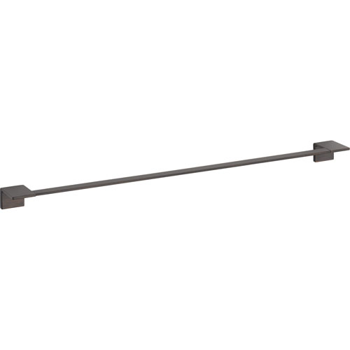 Delta Vero Modern Venetian Bronze 30 inch Single Towel Bar 638884