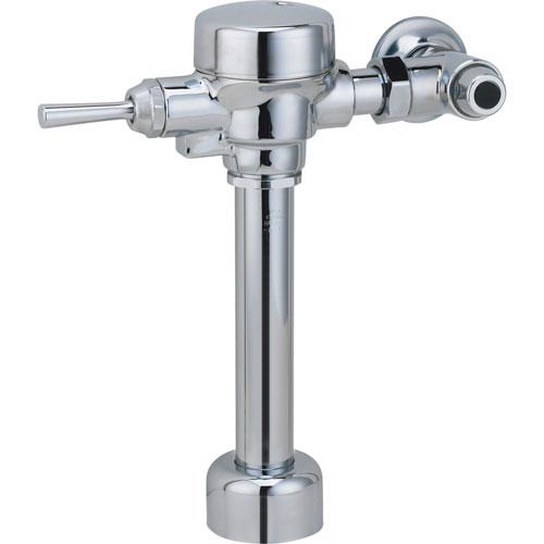 Delta Commercial Chrome Exposed Toilet Flush Valve 566626