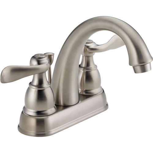 Delta Windemere Stainless Steel Finish 4