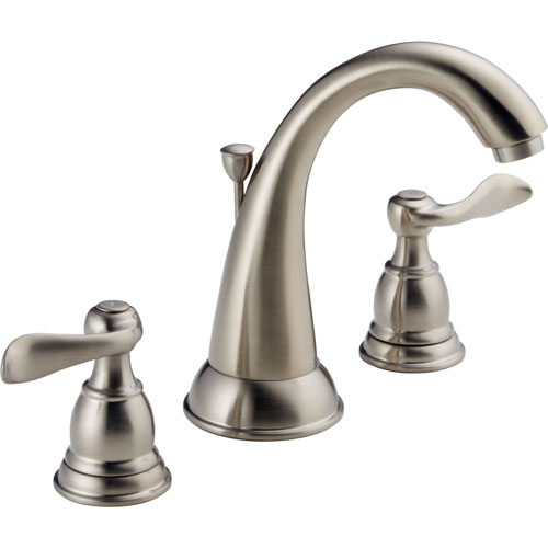 Delta Windemere Stainless Steel Finish 8