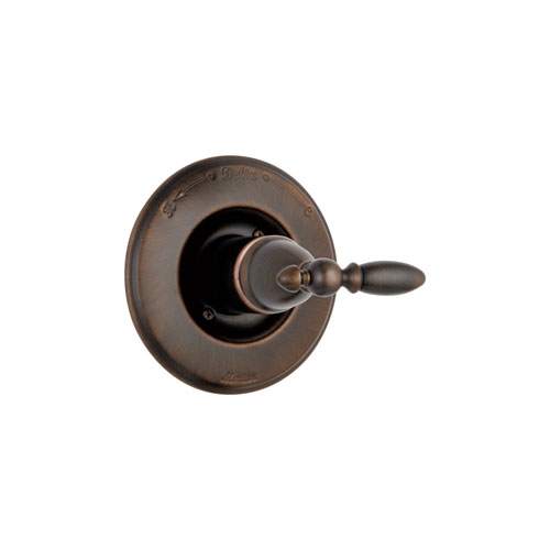 Delta Victorian Monitor 14 Series Venetian Bronze Finish Pressure Balanced Shower Faucet Control INCLUDES Rough-in Valve and Single Lever Handle D1264V