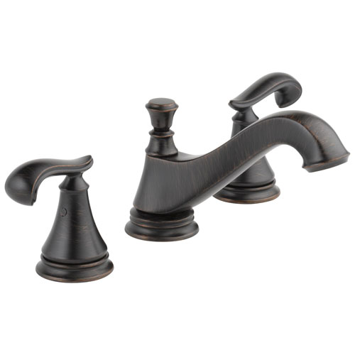 Delta Cassidy Collection Venetian Bronze Traditional Low