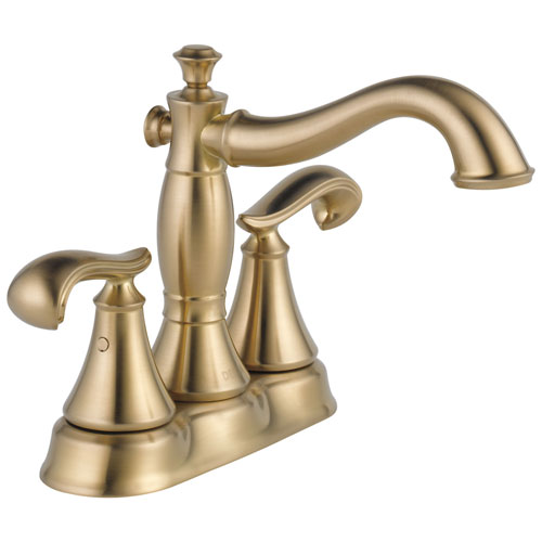 Delta Cassidy Collection Champagne Bronze Finish 4