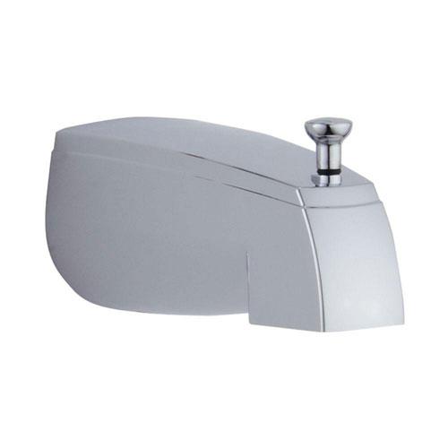Delta 5-1/2 inch Tub Spout in Chrome 208272