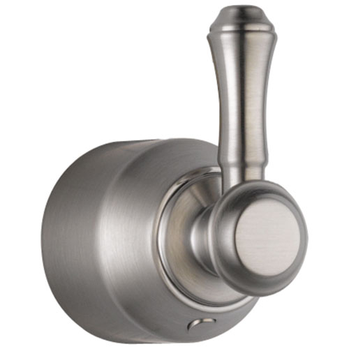 Delta Cassidy Collection Stainless Steel Finish Diverter / Transfer Valve Lever Handle - Quantity 1 Included 579634