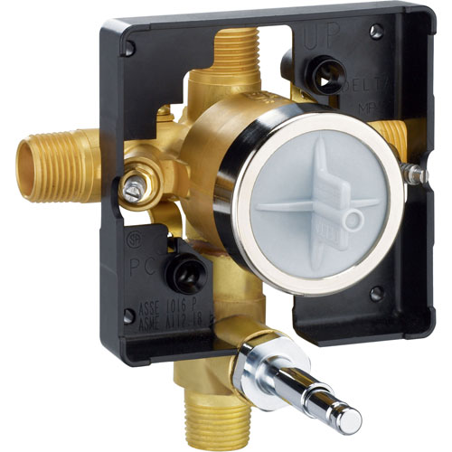 Delta MultiChoice Universal Tub and Shower Valve Rough-in Kit 608742