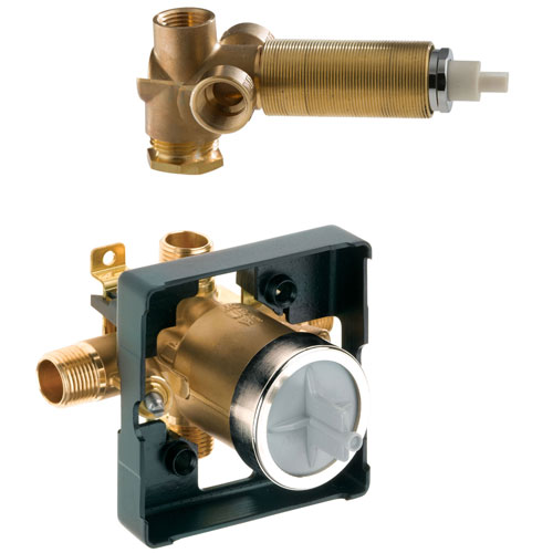 Delta MultiChoice Universal Tub and Shower Valve Body Rough-in Kit 608743
