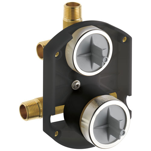 Delta MultiChoice Universal Shower with Integrated Diverter Rough in Valve DR22000