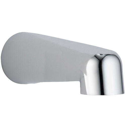 Delta Chrome Finish Long Tub Spout without Diverter 539733