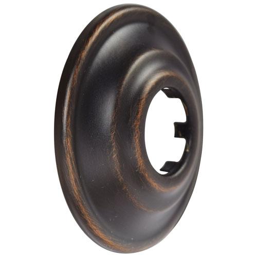 Delta Venetian Bronze Finish Standard Round Shower Arm Flange DRP38452RB