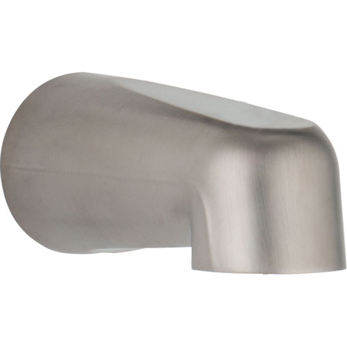 Delta Grail Stainless Steel Finish Tub Spout without Diverter 643961