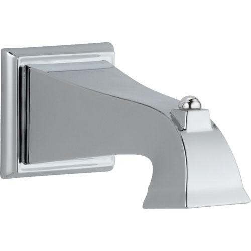 Delta Dryden 7-1/2 in. Non-Diverter Tub Spout in Chrome 587560