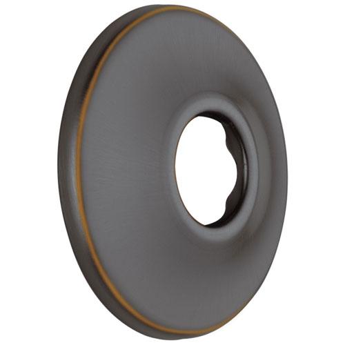 Delta Oil Rubbed Bronze Finish Standard Shower Arm Flange DRP6025OB