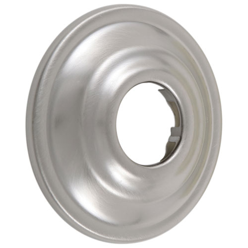 Delta Cassidy Collection Stainless Steel Finish Standard Circular Shower Arm Flange 582243