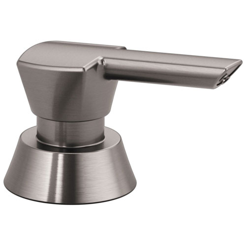 Delta Stainless Steel Finish Contemporary Modern Soap / Lotion Dispenser Assembly DRP81410SP