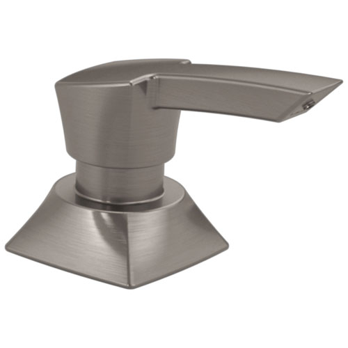 Delta Stainless Steel Finish Contemporary Modern Soap / Lotion Dispenser Assembly DRP82129SP