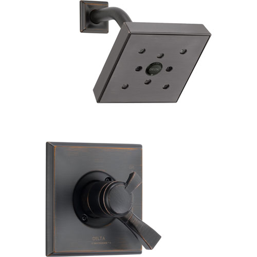 Delta Dryden Venetian Bronze Temp/Volume Control Shower Faucet Trim Kit 550100