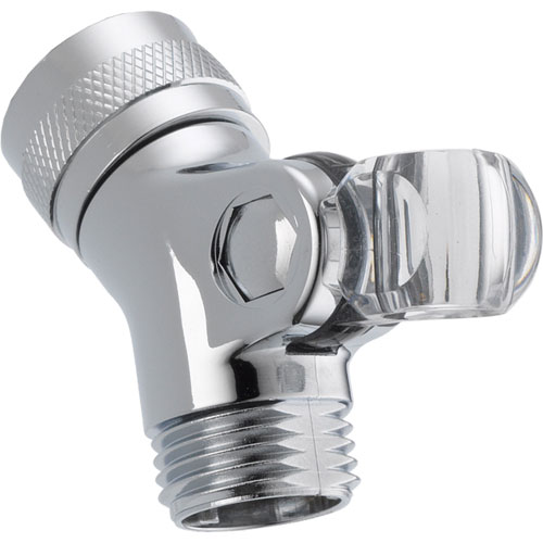 Delta Pin Mount Swivel Connector for Handshower in Chrome 561314