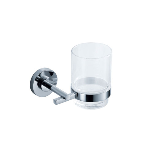Fresca Alzato Bathroom Accessory, Wall Chrome Toothbrush Holder