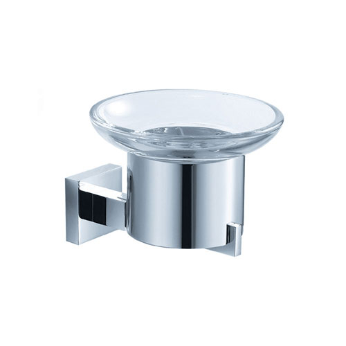 Fresca Glorioso Wall Mounted Chrome Bath Accessory Soap Dish