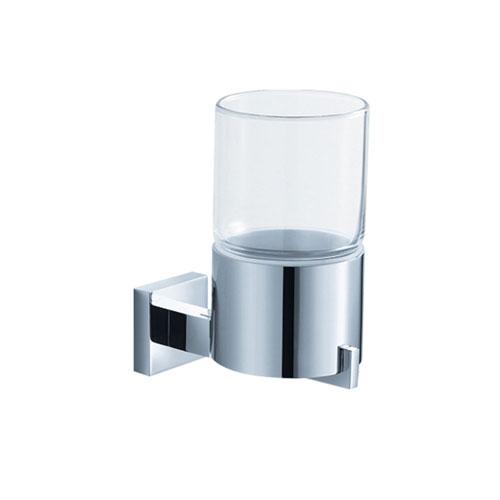Fresca Glorioso Bathroom Accessory, Wall Chrome Toothbrush Holder