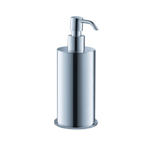 Fresca Glorioso Free standing Soap / Lotion Dispenser Chrome