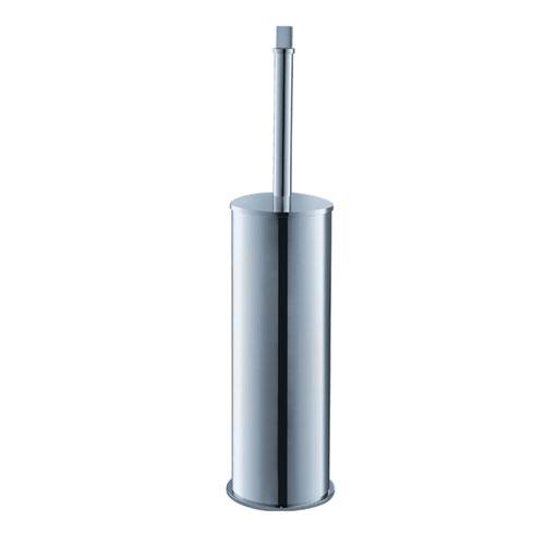 Fresca Glorioso Modern Standing Toilet Brush Holder Chrome